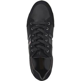 Helly Hansen Kordel Leather Shoes Men black / ebony / red
